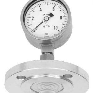 Đồng hồ đo áp suất Wika 213.53 7