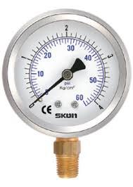 Đồng hồ do áp suất SKON 321.21 1