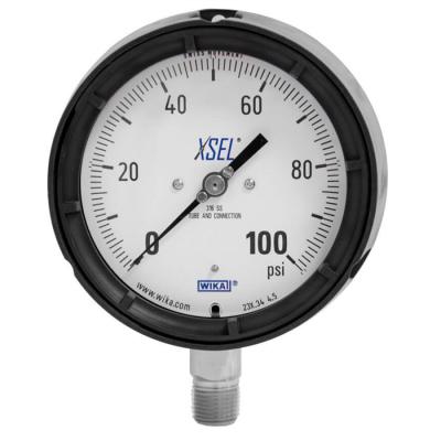 Đồng hồ đo áp suất Wika 233.34 3